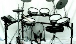 Worship drumming tip #1: consider playing electronic drums