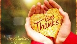 """Worship Leader Devotional """"Going Deeper"""": An Attitude of Gratitude"""