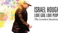 ISRAEL HOUGHTON HEADS OUT ON LOVE REVOLUTION TOUR IN FEBRUARY/ MARCH