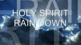 The Rain Of His Presence