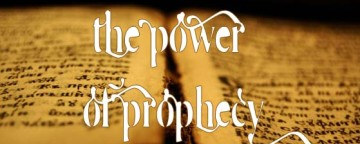 LEADING WORSHIP: POWER OF PROPHECY