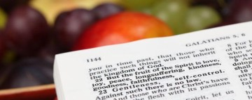 WHAT ARE THE FRUITS OF THE SPIRIT?