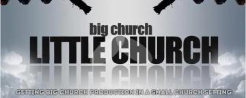 Big Church Little Church – Back tracking your worship band