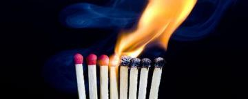 Burn out…How much is too much?