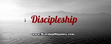 Week Two: Discipleship