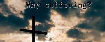 Suffering Isn't Punishment; It's An Assignment