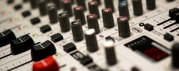 Stay Alert Behind the Mixing Console
