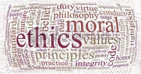 ETHICS: CHRISTIAN VS SECULAR - Worship Ministry