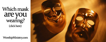It's time to take off the musician mask