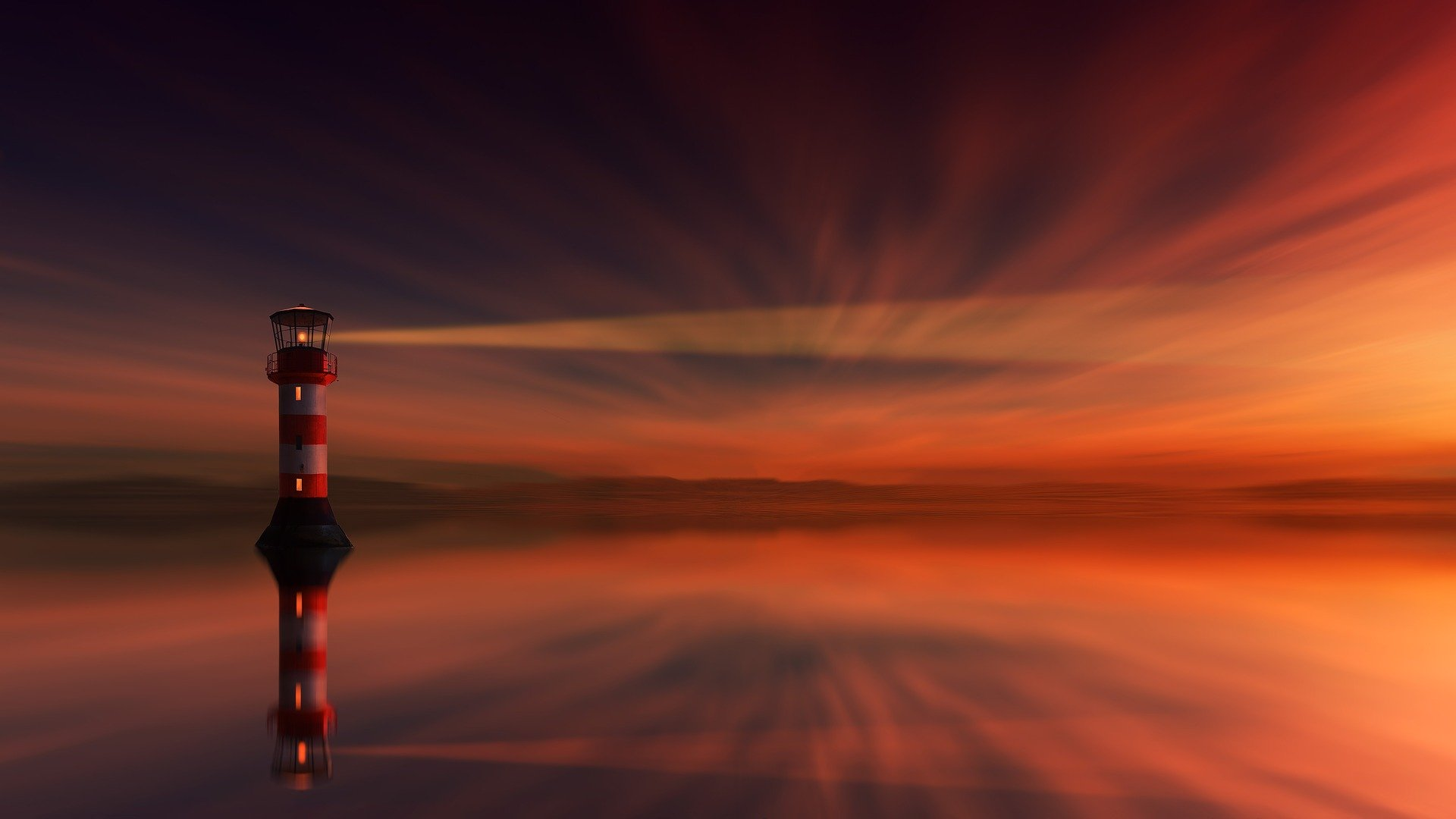 Are you a lighthouse in times of darkness?